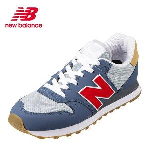 ニューバランス new balance GM500MQ1D メンズ靴 靴 シューズ D スニーカー クラシック レトロ 500 シリーズ 人気 ブランド ネイビー/レッド TSRC