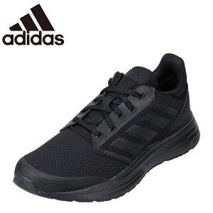 アディダス adidas FY6718 メンズ靴 靴 シューズ 2E相当 スポーツシューズ ランニングシューズ GLX 5 M 軽量 軽い ブラック TSRC