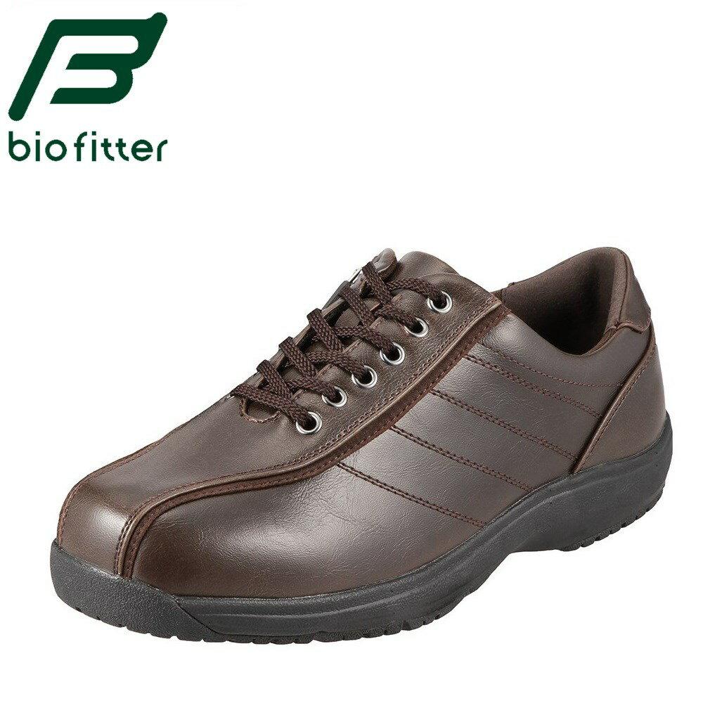[バイオフィッター スタイリッシュフォーメン] Bio Fitter BF-3901 メンズ   メンズウォーキングシューズ   ダークブラウン TSRC