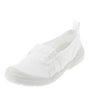 [オトナノウワバキ] 大人の上履き 1 11210551M メンズ   大人用上履き   室内履き 軽量   リハビリ 介護 病院   スリッポン 着脱簡単   ホワイト TSRC