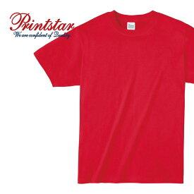 tシャツ メンズ 半袖 Printstar プリントスター 4.0オンス ライトウェイトTシャツ 00083-BBT 083bbt スポーツ 運動会 イベント ユニフォーム XXL