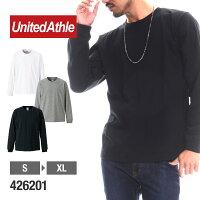 UnitedAthle(ユナイテッドアスレ)|オーセンティックスーパーヘヴィーウェイト7.1オンスロングスリーブTシャツ(1.6インチリブ)426201|S〜XL
