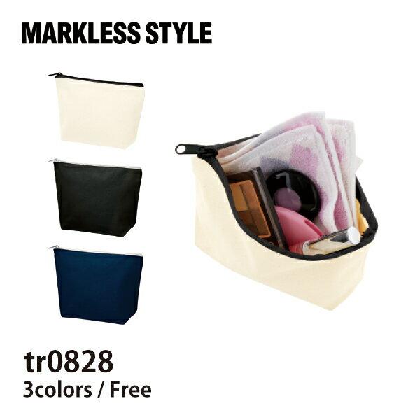 MARKLESS STYLE(マークレススタイル)|キャンバスデイリーポーチ(M) tr0828