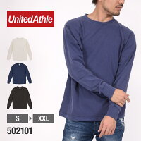 UnitedAthle(ユナイテッドアスレ)|5.6オンスピグメントダイロングスリーブTシャツ