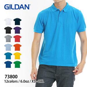 ポロシャツ 半袖【GILDAN(ギルダン) | 6.0...
