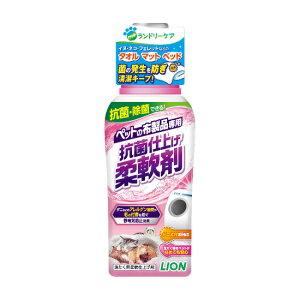 【猫の洗濯用品】4903351003903 LION ライオン ペットの布製品専用 抗菌仕上げ柔軟剤 360g