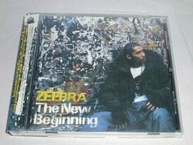 (CD)ZEEBRA/THE NEW BEGINNING
