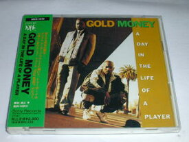 (CD)GOLD MONEY ゴールド・マネー/A DAYY IN THE LIFE OF A PLAYER