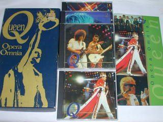 (CD)Queen/Opera Omnia Bootleg【輸入盤】【中古】