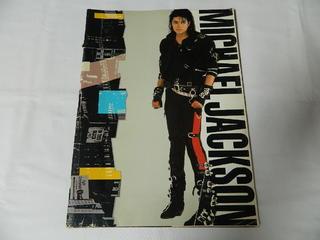 〇(パンフ)MICHEL JACKSON WORLD TOUR 1988 マイケル・ジャクソン【中古】