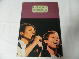 〇(パンフ)サイモン&ガーファンクル SIMON ANDO GARFUNKEL JAPAN TOUR 1982【中古】