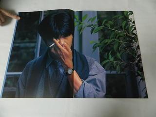 〇(パンフ)来生たかお Concert Tour '82 Much more・・・ コンサート・パンフレット 【中古】