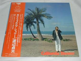 (LP) 渡辺貞夫/カリフォルニア シャワー 【中古】