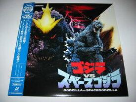 (LD:レーザーディスク)ゴジラVSスペースゴジラ【中古】