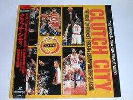 (LD)クラッチ・シティ/ヒューストン・ロケッツ '94初優勝全記録