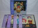 (LDレーザーディスク)イース 天空の神殿 全4巻+イーススペシャルコレクション 全5巻セット【中古】