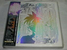 (LD:レーザーディスク)KEY THE METAL IDOL 全巻Ver.1〜15 BOX付き【中古】