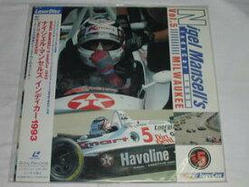 (LD:レーザーディスク)ナイジェル・マンセルズ インディーカ1993 Vol.5 MILWAUKEE【中古】