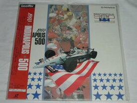 (LD:レーザーディスク)1993 インディアナポリス 500【中古】