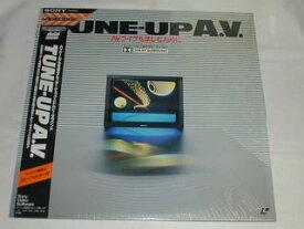 (LD:レーザーディスク)TUNE-UP A.V.チューン・アップA.V. AVライフを楽しむために【中古】
