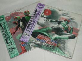 (LD)仮面ライダー メモリアルVol.1、2 全2巻セット【中古】