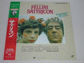 (LD)サテリコン/FELLINI SATYRICON