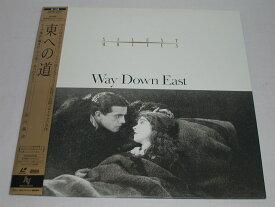 (LD)東への道/WAY DOWN EAST