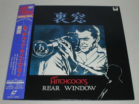 (LD)HITCHCOCK'S ヒッチコック/REAR WINDOW 裏窓