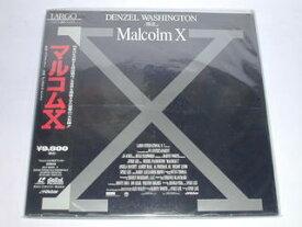 (LD:レーザーディスク)マルコムX