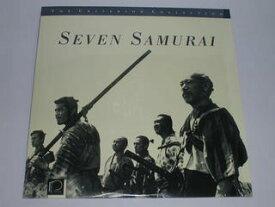 (LD:レーザーディスク)SEVEN SAMURAI (輸入盤)