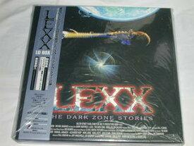 (LD:レーザーディスク)機甲戦虫紀 LEXX LDボックス<4枚組>【中古】