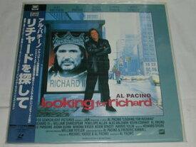(LD:レーザーディスク)リチャードを探して 監督: アル・パチーノ【中古】