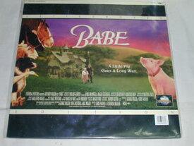 (LD:レーザーディスク)BABE ベイブ 監督: クリス・ヌーナン[輸入盤]【中古】