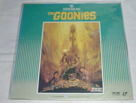 (LD:レーザーディスク)グーニーズ THE GOONIES 監督: リチャード・ドナー【中古】