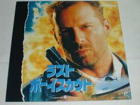 (LD:レーザーディスク)ラスト・ボーイスカウト 監督:トニー・スコット【中古】