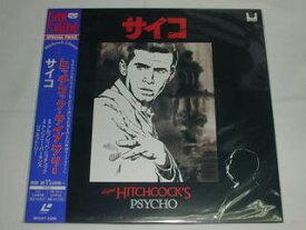 (LD:レーザーディスク)ヒッチコック・ライブラリー サイコ アンソニー・パーキンス【中古】