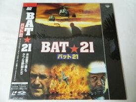 (LD:レーザーディスク)バット21 監督: ピーター・マークル【中古】