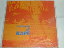 (LD:レーザーディスク)レイプ マドンナ・イン・セックス MADONNA IN SEX RAPE【中古】