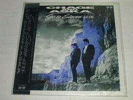 (LD:レーザーディスク)チャゲ&飛鳥/CHAGE&ASUKA Go to Eleven 〜GUYS〜【中古】