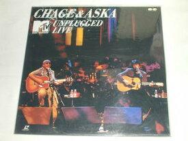 (LD:レーザーディスク)チャゲ&飛鳥/CHAGE&ASUKA MTV UNPLUGGED LIVE【中古】
