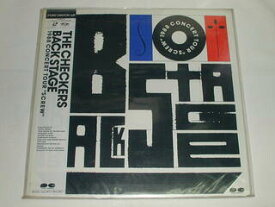 """(LD:レーザーディスク)チェッカーズ/THE CHECKERS BACK STAGE 1988 CONCERT TOUR """"SCREW""""【中古】"""