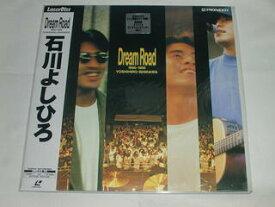 (LD:レーザーディスク)石川よしひろ Dream Road 1990-1995 [未開封]【中古】