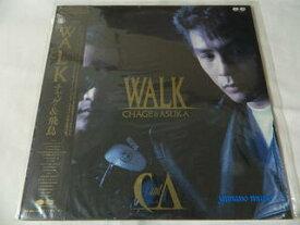 (LD:レーザーディスク)チャゲ&飛鳥 CHAGE&ASKA/ウォーク WALK【中古】