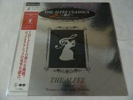 (LD:レーザーディスク)アルフィー THE ASLFEE CLASSICS 〜融合〜【中古】