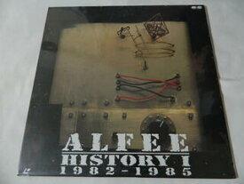 (LD:レーザーディスク)アルフィー THE ALFEE HISTORY II 1982-1985【中古】