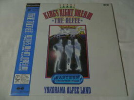 (LD:レーザーディスク)アルフィー THE ALFEE KING'S NIGHT DREAM YOKOHAMA ALFEE LAND【中古】