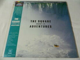 (LD:レーザーディスク) T-スクェアー/THE SQUARE CONCERT LIVE ADVENTURES【中古】