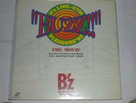 "(LD:レーザーディスク)B'z/""BUZZ!!""THE MOVIE【中古】"