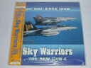 (LD:レーザーディスク)AIR BASE SERIES EXTRA Sky Wsrriors THE NEW CVW-5【中古】【2sp_121225_red...