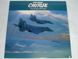 (LD:レーザーディスク)AIR BASE CHITOSE F-15J,UH-60J,B747-400【中古】